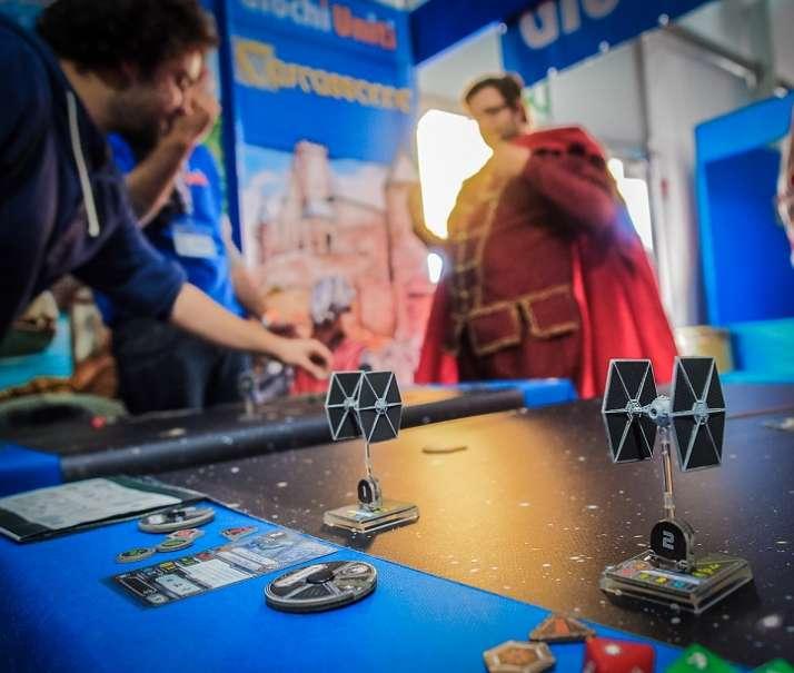Giochi Uniti sarà presente a Lucca Comics