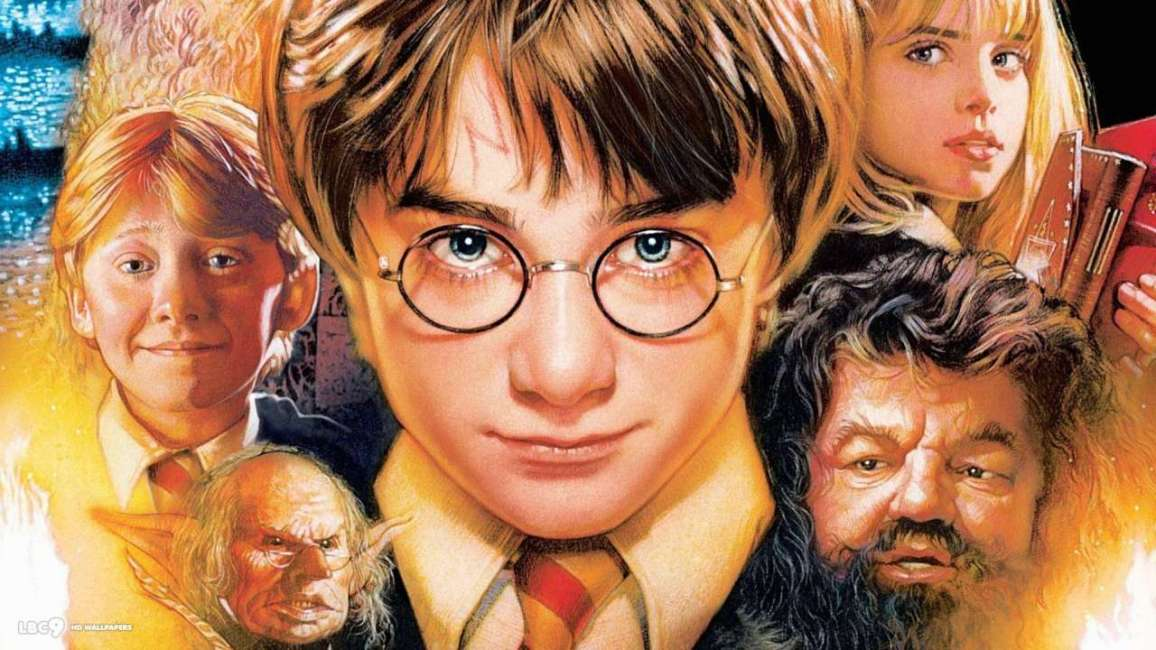 Harry Potter e la Pietra Filosofale | Action figure | Harry