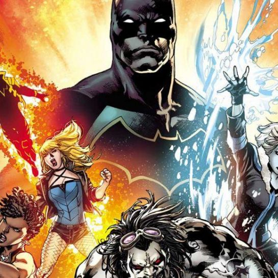 New Justice League of America