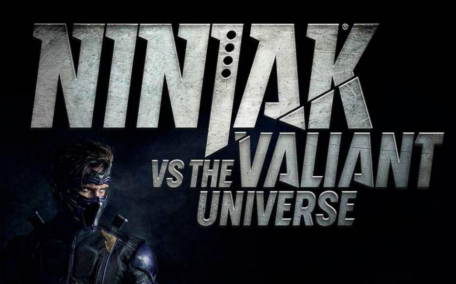 Ninjak vs The Valiant Universe