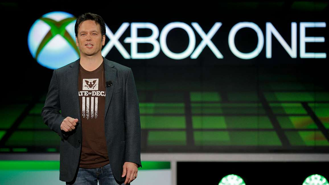 Phil Spencer Xbox Scorpio