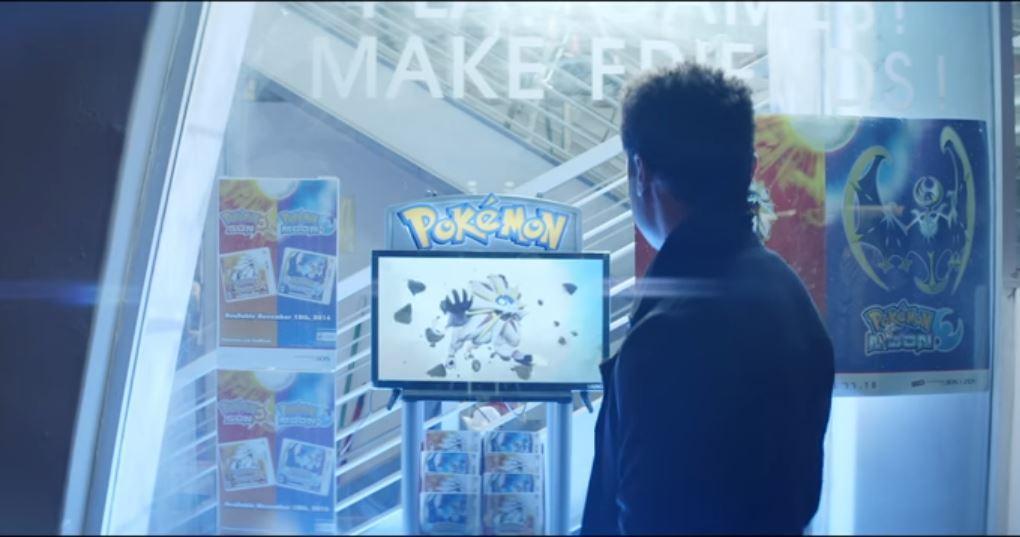 Spot tv di Pokémon Sole e Luna