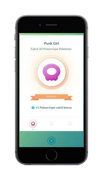 medaglie in Pokémon GO