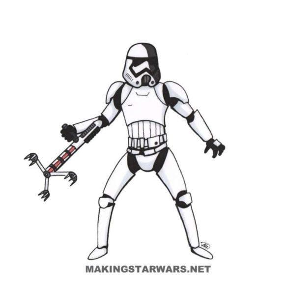 nuovo Stormtrooper