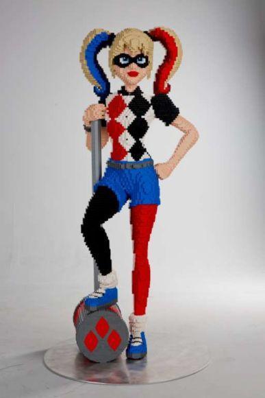 Harley Quinn di LEGO