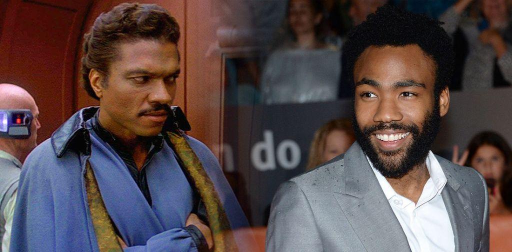 Donald Glover interpreterà Lando Calrissian