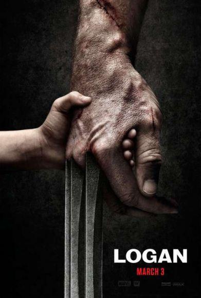teaser poster di logan