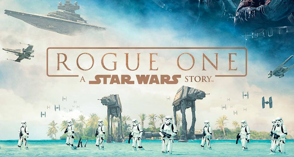 nuovo movie poster di Rogue One
