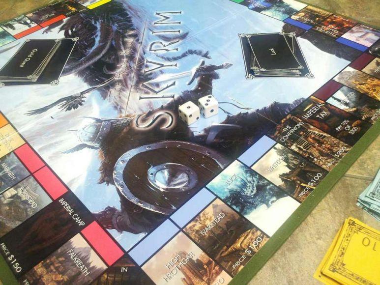Monopoly di Skyrim