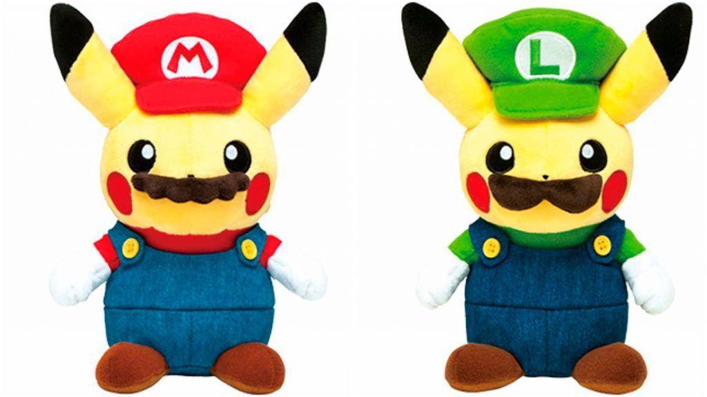 Super Mario Pikachu
