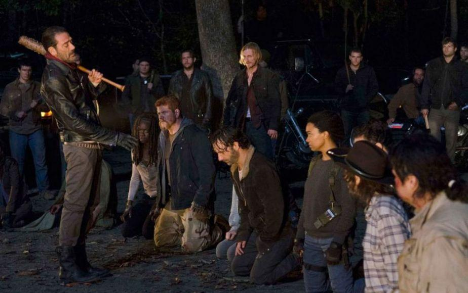 settima stagione di The Walking Dead