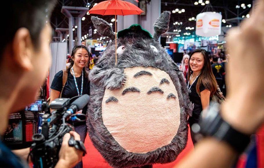 costume di Totoro