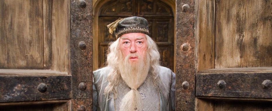 Albus Silente professori di hogwarts
