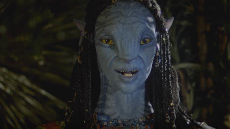 Animatronic di Avatar