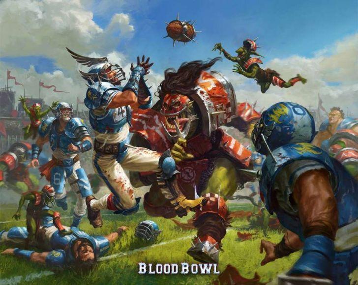 nuova edizione di blood bowl