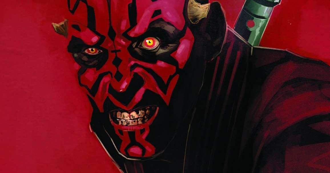 Fumetto di Darth Maul