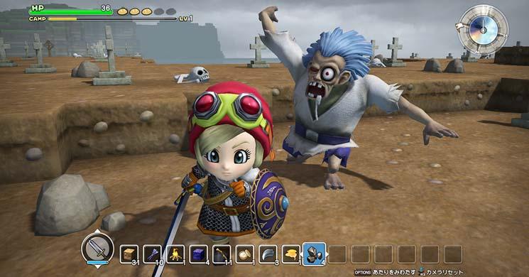 Dragon Quest Builders Recensione 3