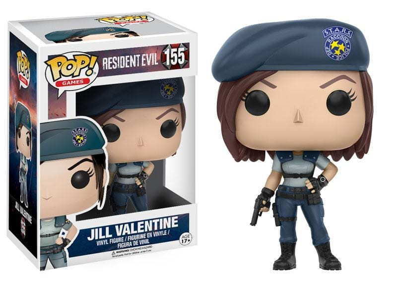 Funko Pop di Resident Evil