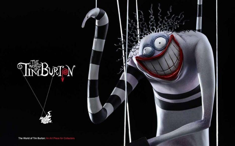 Hot Toys Tim Burton