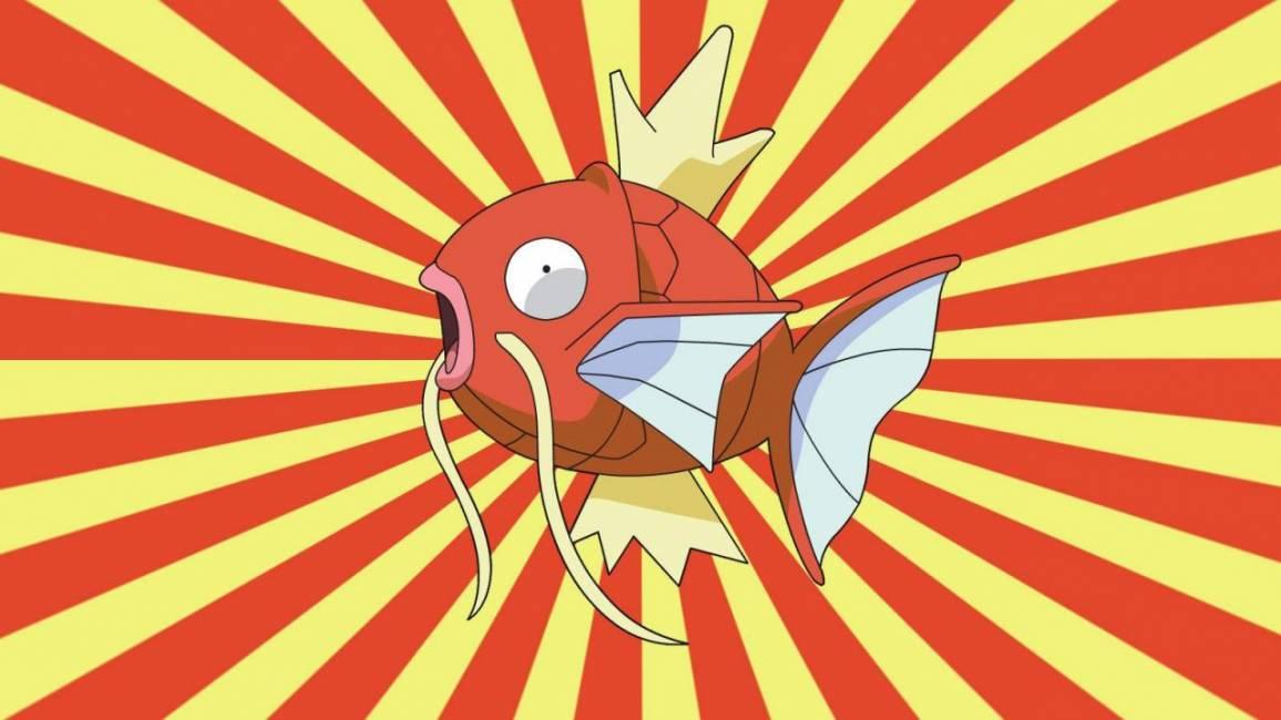 Finire Pokémon Sole e Luna solo con Magikarp