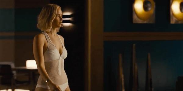 nuova clip di Passengers Jennifer Lawrence