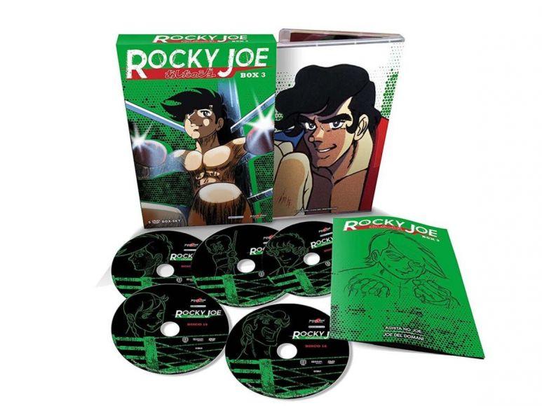 Rocky Joe la serie completa in DVD