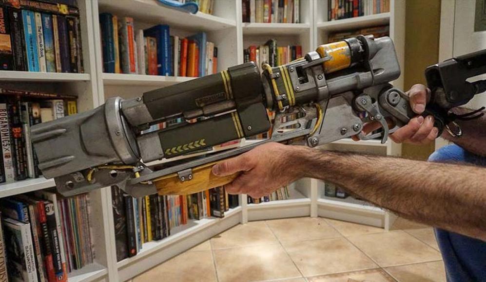 fucile laser di Fallout 4