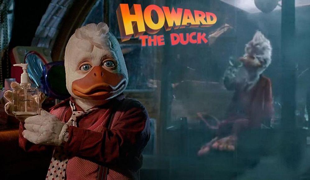 ritorno di Howard il Papero