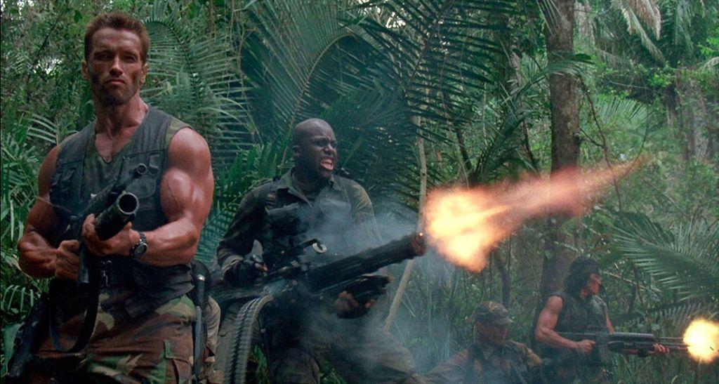 nuovo film di Predator