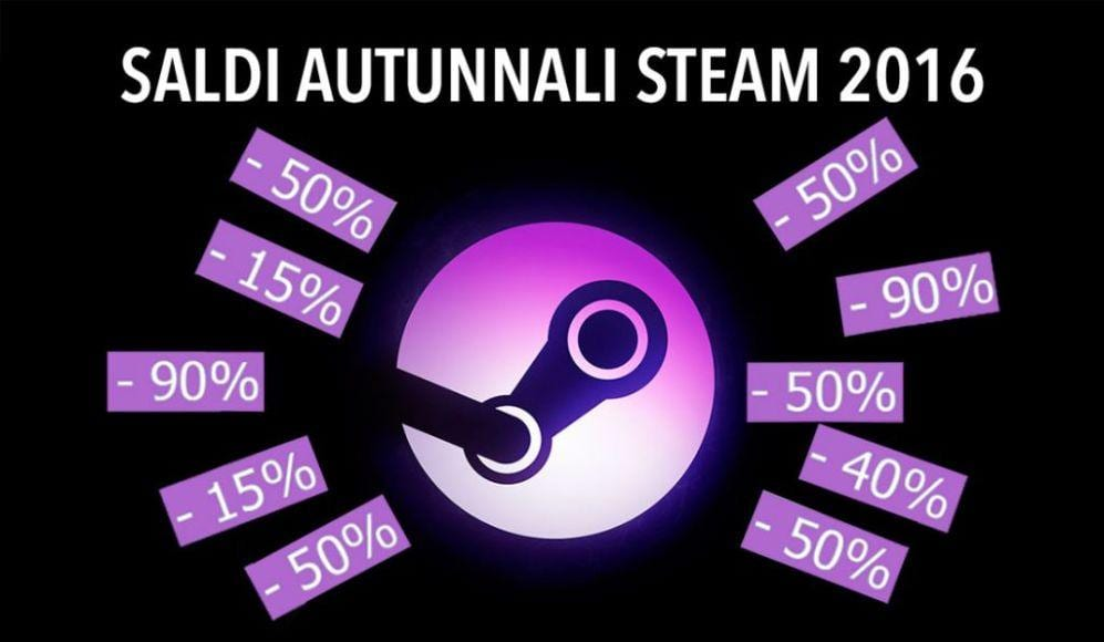 saldi autunnali di Steam