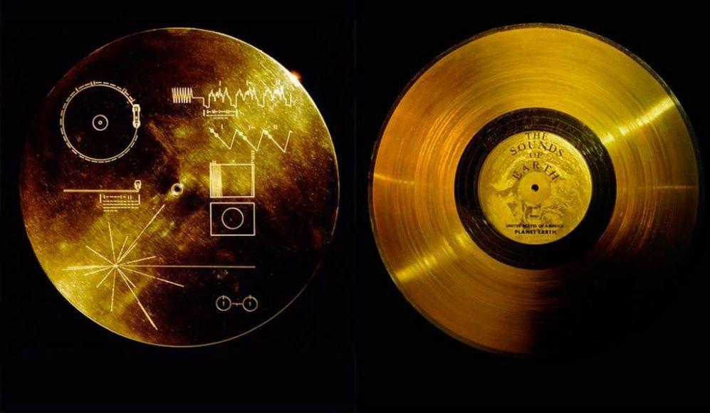 contenuto del Voyager Golden Record