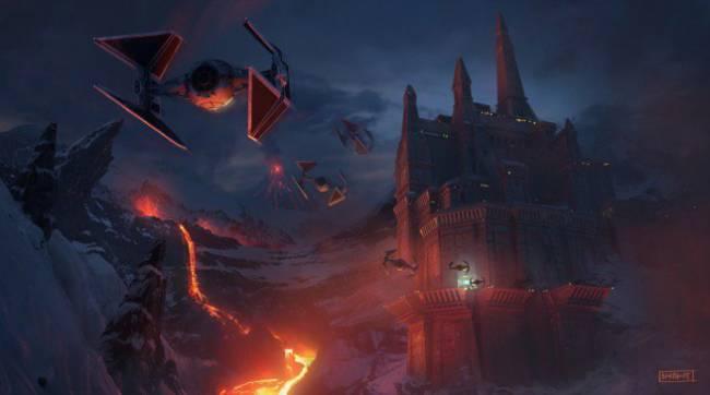 Castello di Darth Vader