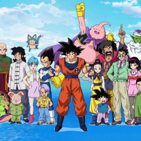 sigla di Dragon Ball super