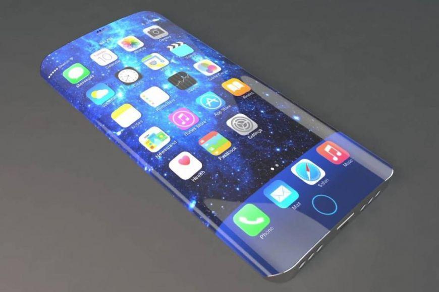 iPhone 8 uscirà con schermo Oled curvo?