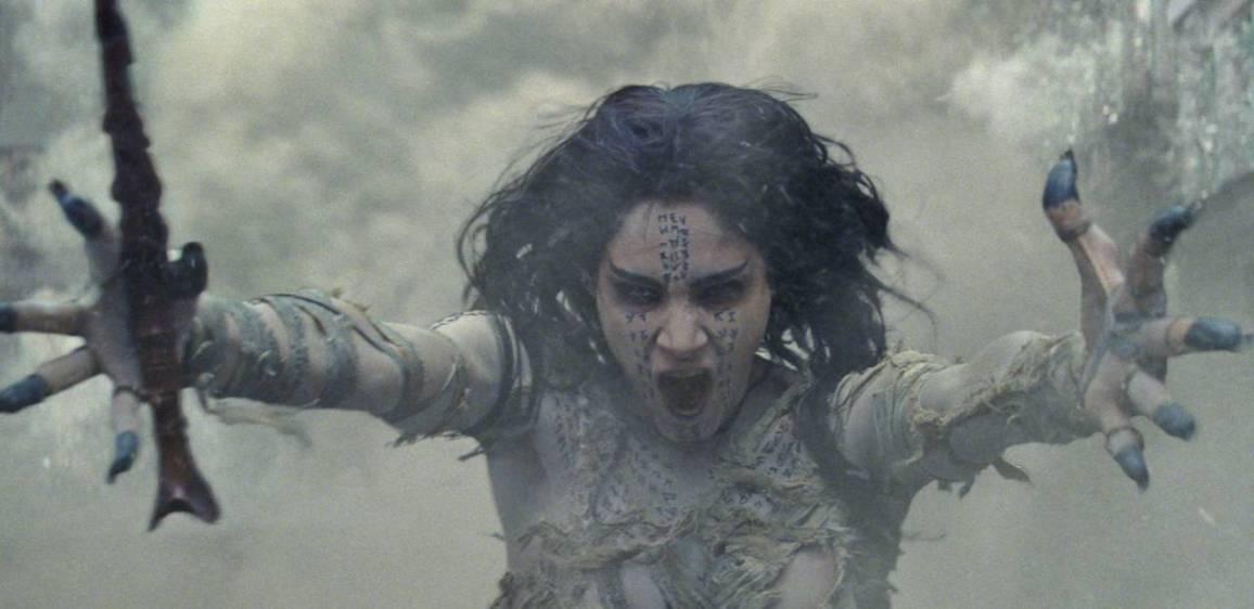 primo trailer italiano de La Mummia