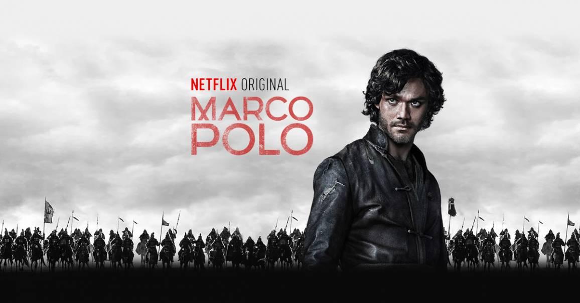 Netflix cancella Marco Polo