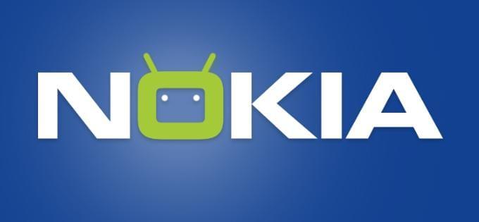 smartphone Nokia con sistema Android