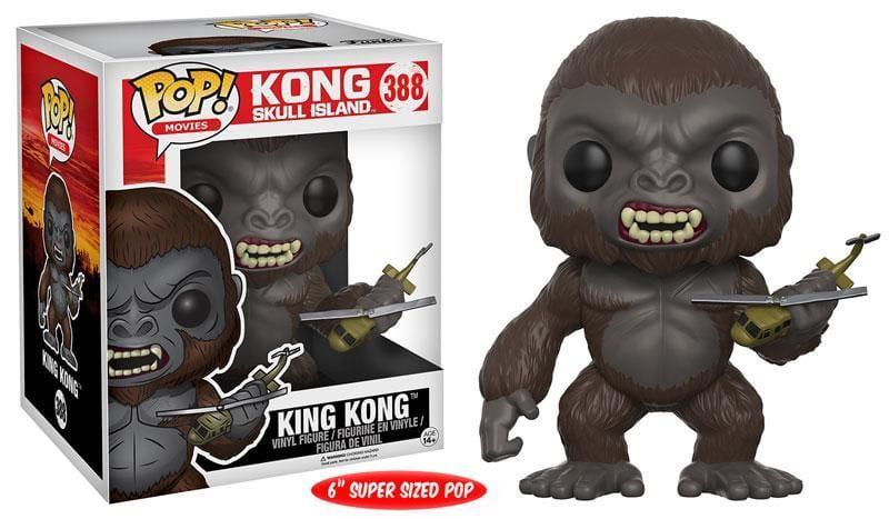 Pop di Kong Skull Island