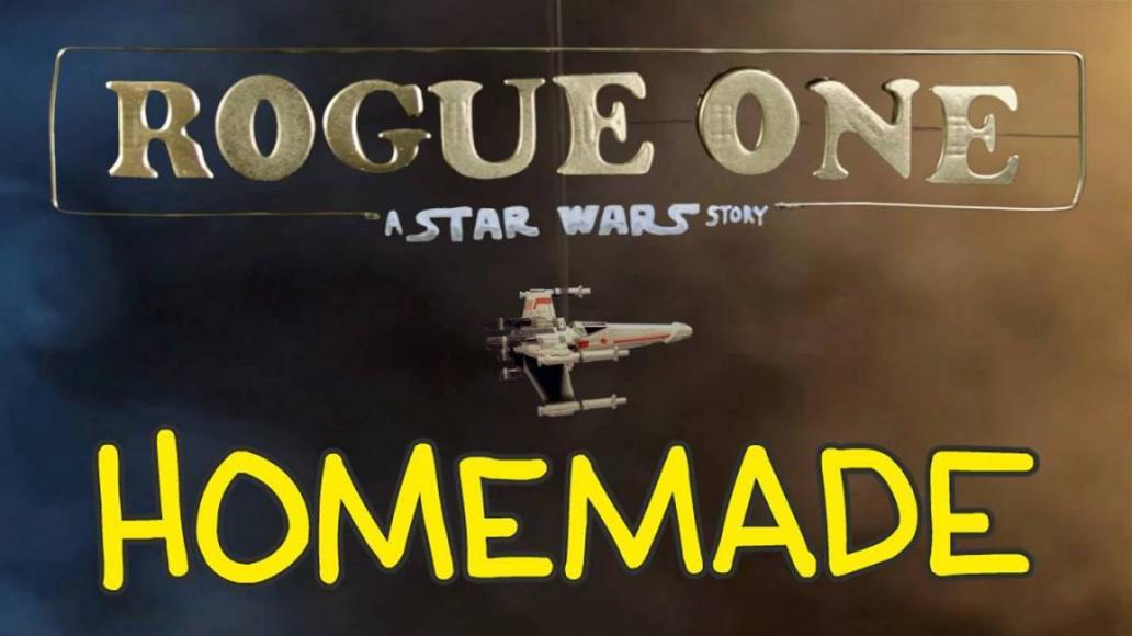 Rogue One Fatto in casa