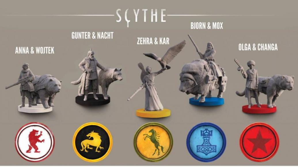 scythe-personaggi