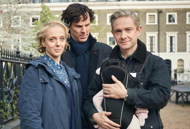 trailer della quarta stagione di Sherlock