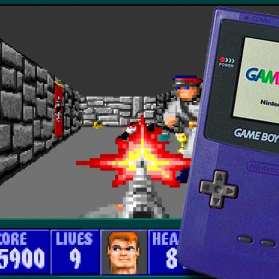 Wolfenstein 3D su Game Boy Color