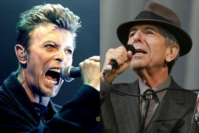 Candidature postume per Bowie e Cohen ai Brit Awards