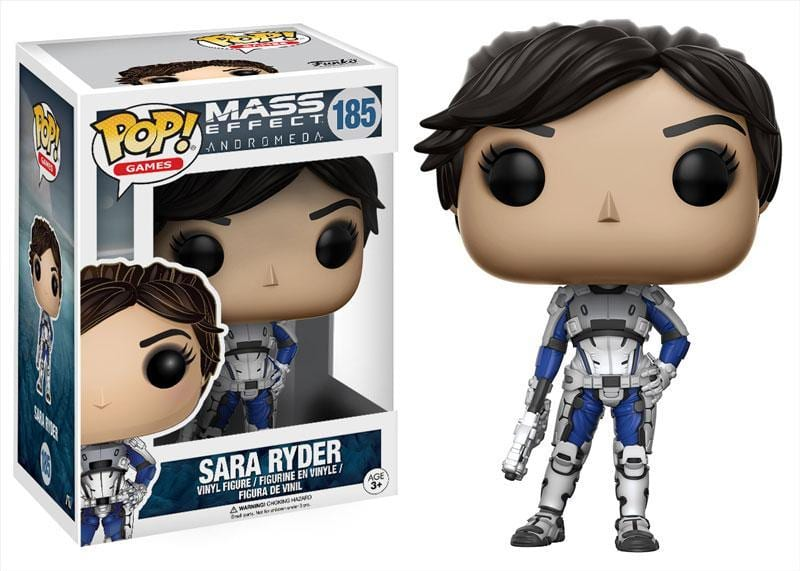 Funko Pop di Mass Effect Andromeda