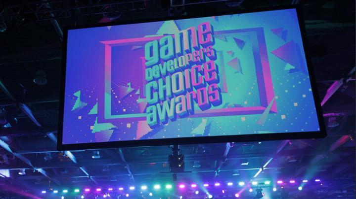 Game Developers Choice Award 2017 pokémon go