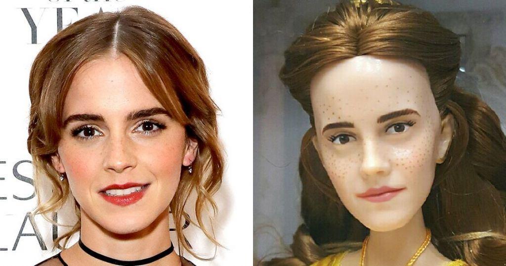Orribile bambola di Emma Watson
