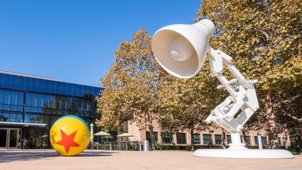 Pixar svela tutti gli easter eggs