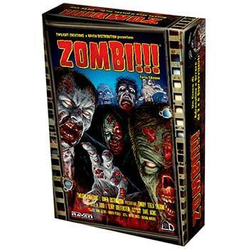Zombi terza edizione la recensione - Zombie side gioco da tavolo ...