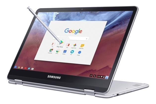 Chromebook Plus e Pro, i due nuovi portatili Samsung