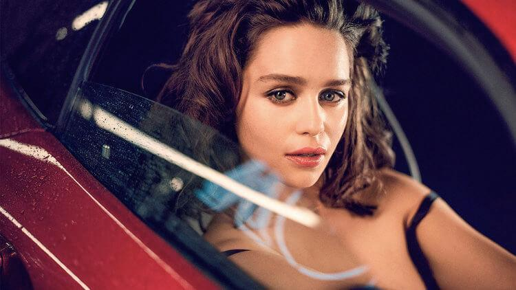emilia clarke the beauty inside